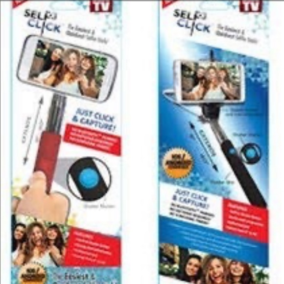 as seen on tv Other - NWT As Seen on TV Selfie Sticks